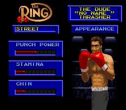 Boxing Legends of the Ring screenshot