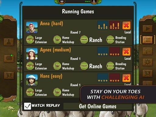 Agricola All Creatures 2p screenshot
