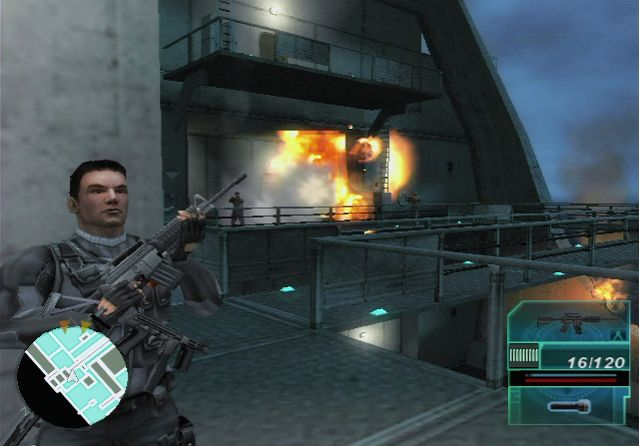 Syphon Filter: Logan's Shadow screenshot