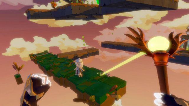Light Tracer (2018) screenshot