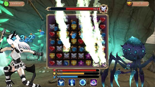 Hell Girls screenshot