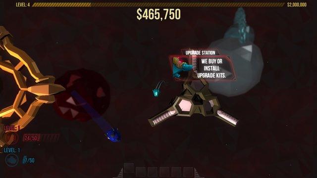 Cashtronauts screenshot