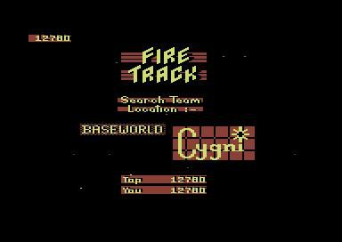 Firetrack screenshot