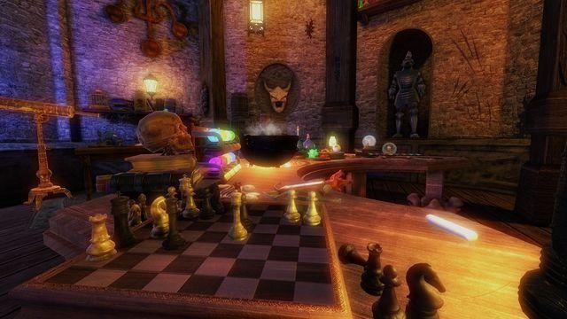 Waltz of the Wizard screenshot