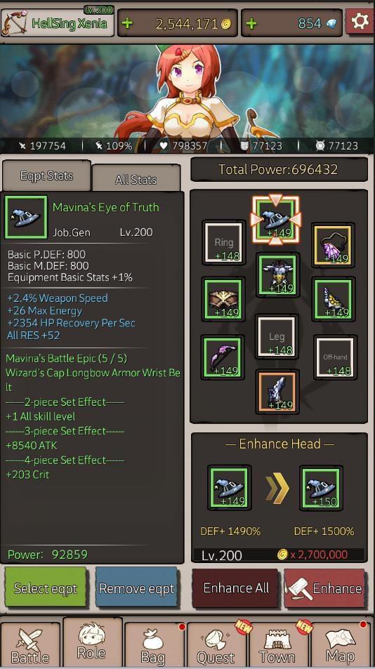 Eternal Adventure screenshot