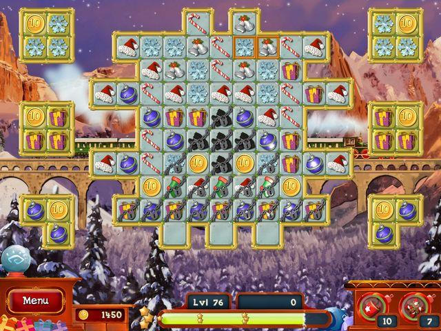 Christmas Puzzle 2 screenshot