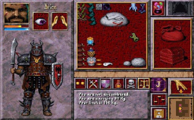 Anvil of Dawn screenshot
