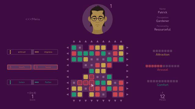 Puzzle Dating screenshot