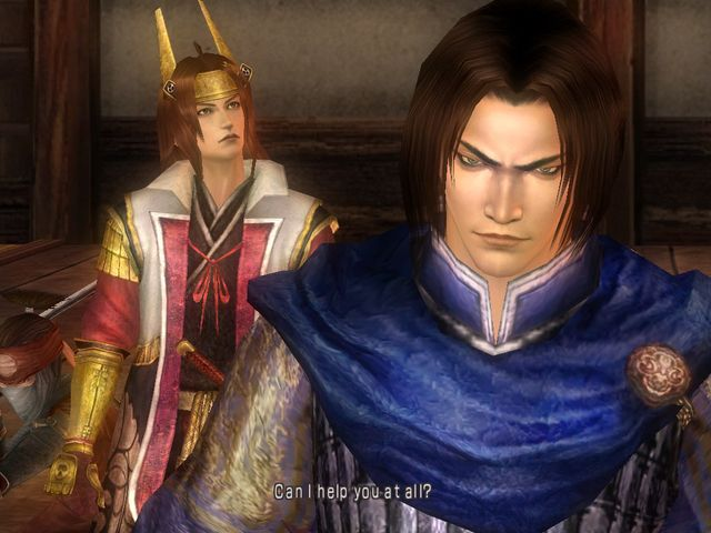 Warriors Orochi screenshot