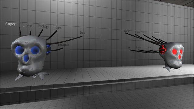 The Mark of Robot screenshot