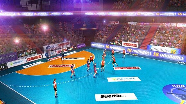 Handball 16 screenshot