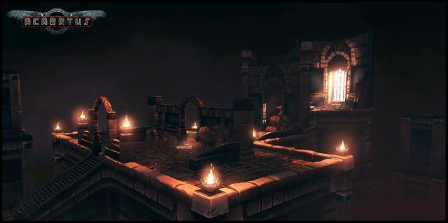 Acaratus screenshot