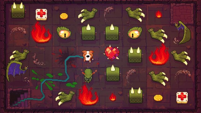 Fidel: Dungeon Rescue screenshot