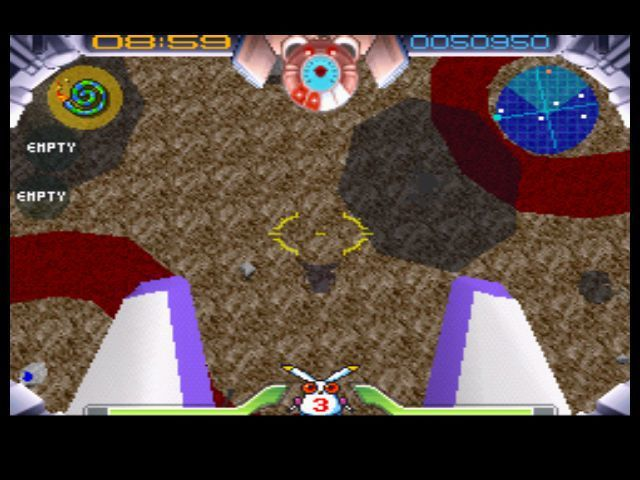 Jumping Flash! (1995) screenshot