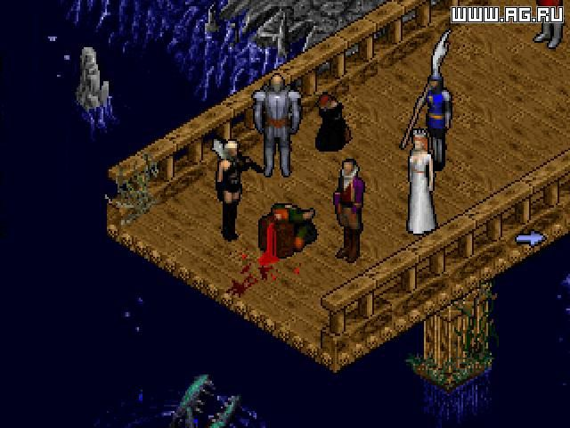 Ultima VIII: Pagan screenshot