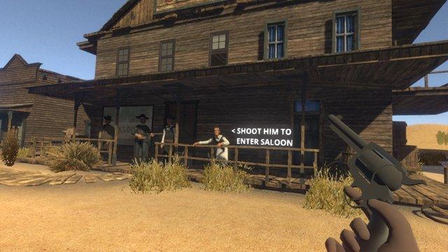 Eastwood VR screenshot