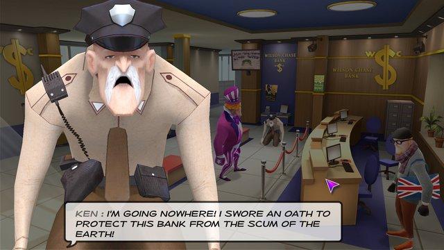 Supreme League of Patriots - Episode 3: Ice Cold in Ellis screenshot