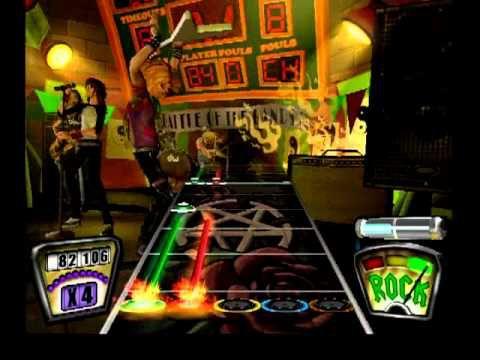 Guitar Hero Encore: Rocks the 80s screenshot