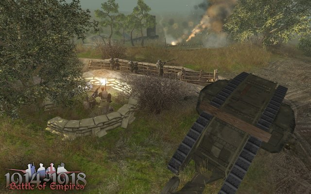 Battle of Empires: 1914-1918 screenshot