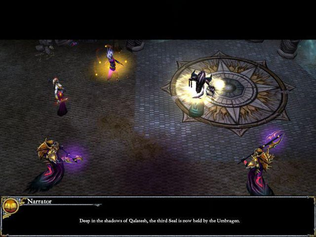 Dragonshard: Кристалл всевластья (Liquid Entertainment) screenshot