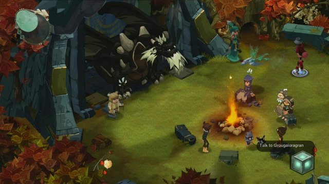 Islands of Wakfu screenshot
