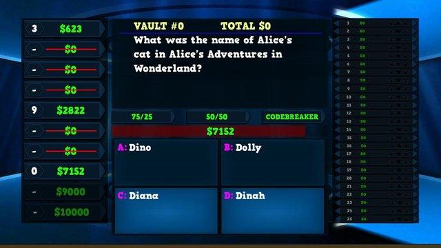 Trivia Vault: Literature Trivia screenshot