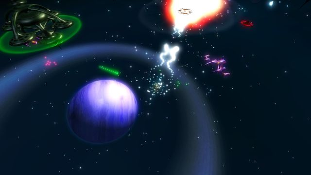 Galactic Arms Race screenshot