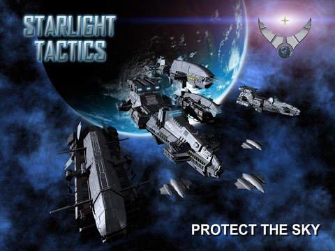 Starlight Tactics screenshot