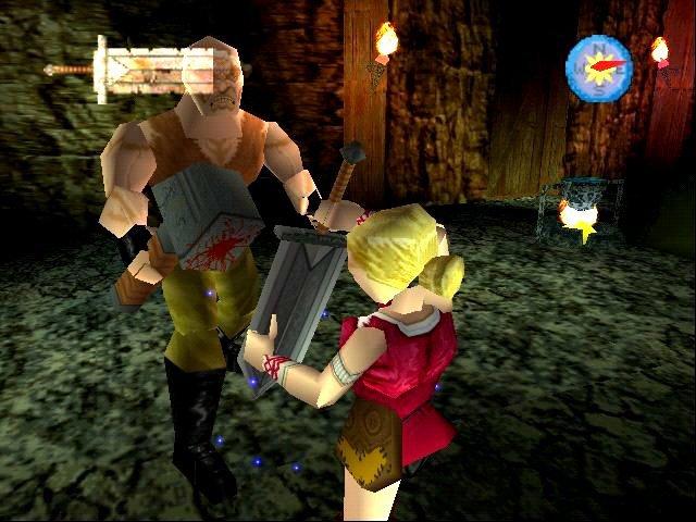 Excalibur 2555 A.D. screenshot