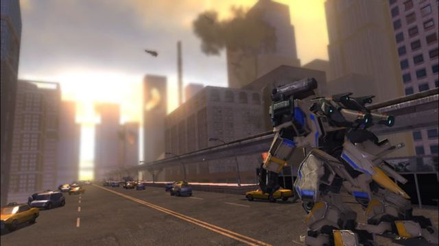 FRONT MISSION EVOLVED screenshot