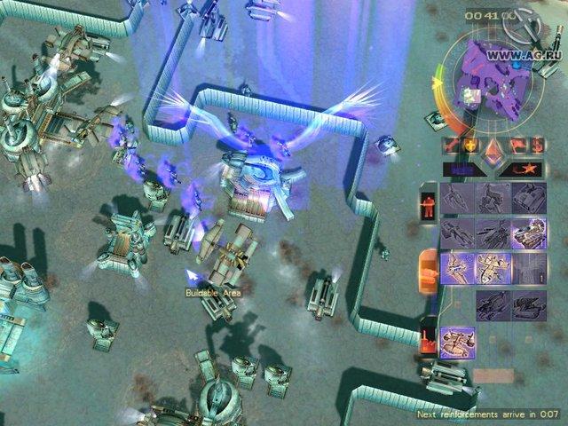 Emperor: Battle for Dune screenshot