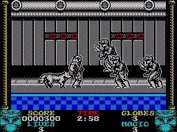 Shadow Dancer (1989) screenshot