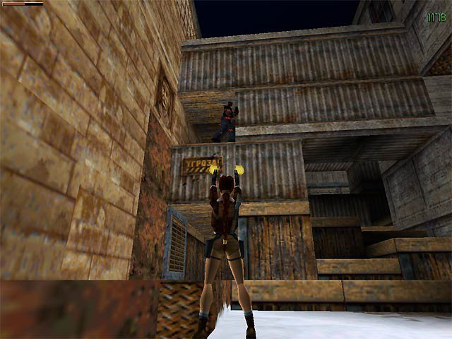 Tomb Raider 2: Golden Mask screenshot