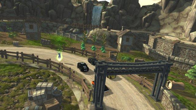 Gumball Drift screenshot