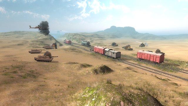 Armor Clash screenshot