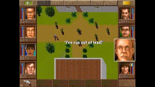 Jagged Alliance 1: Gold Edition screenshot