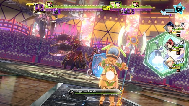 Tokyo Mirage Sessions ♯FE screenshot