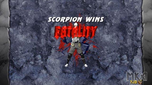 Mortal Kombat Project: Revitalized 2 screenshot