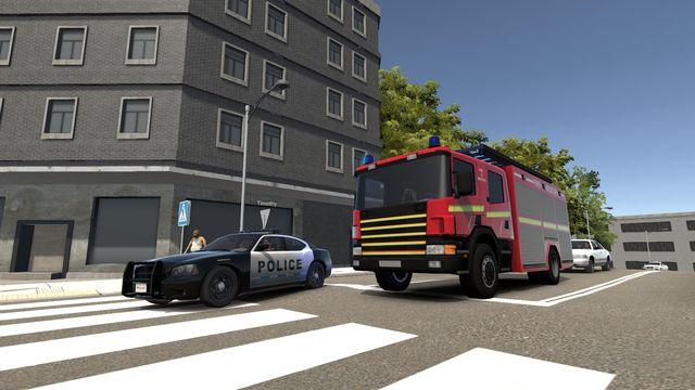 Flashing Lights - Police Fire EMS screenshot