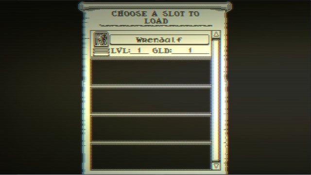 SilverQuest: Gaiden screenshot