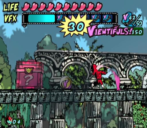 Viewtiful Joe (2003) screenshot