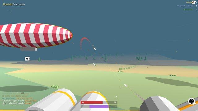 Rebel Wings screenshot
