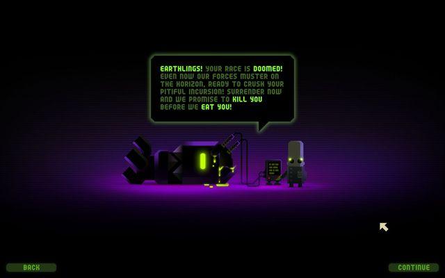 Revenge of the Titans screenshot