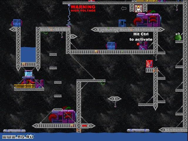 Dr. Goo 3: The Rubbledum War screenshot