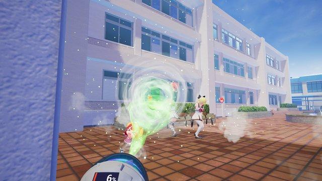 Gal*Gun VR screenshot