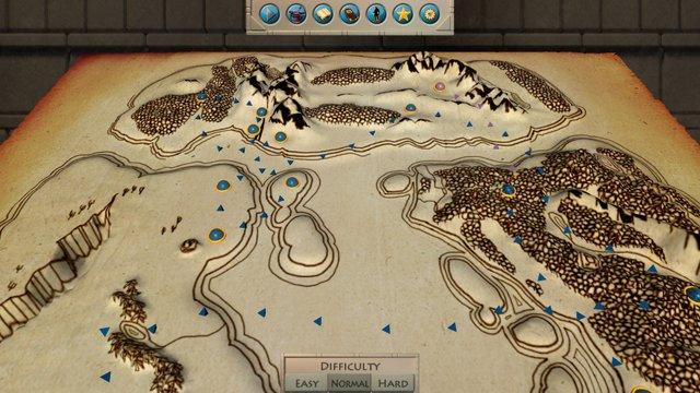 Dungeon of Elements screenshot