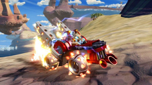Skylanders SuperChargers Portal Owner's Pack screenshot
