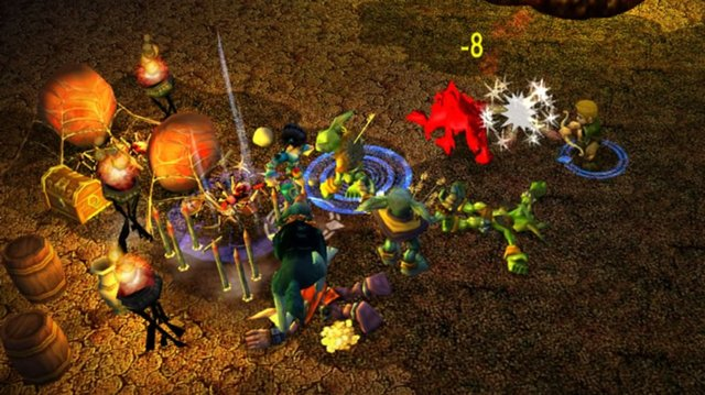 Arkadian Warriors screenshot