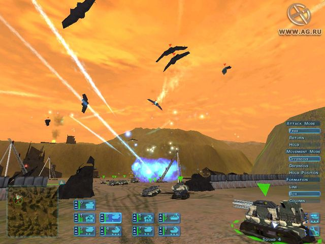 Ground Control screenshot