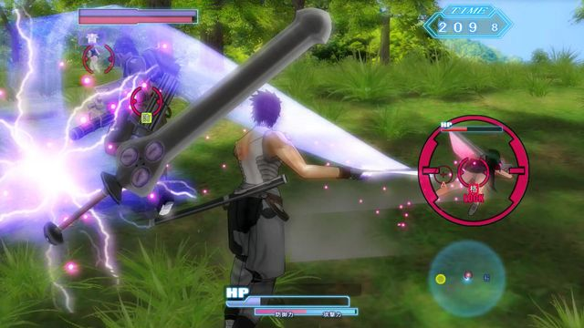 Soul Saber 2 screenshot